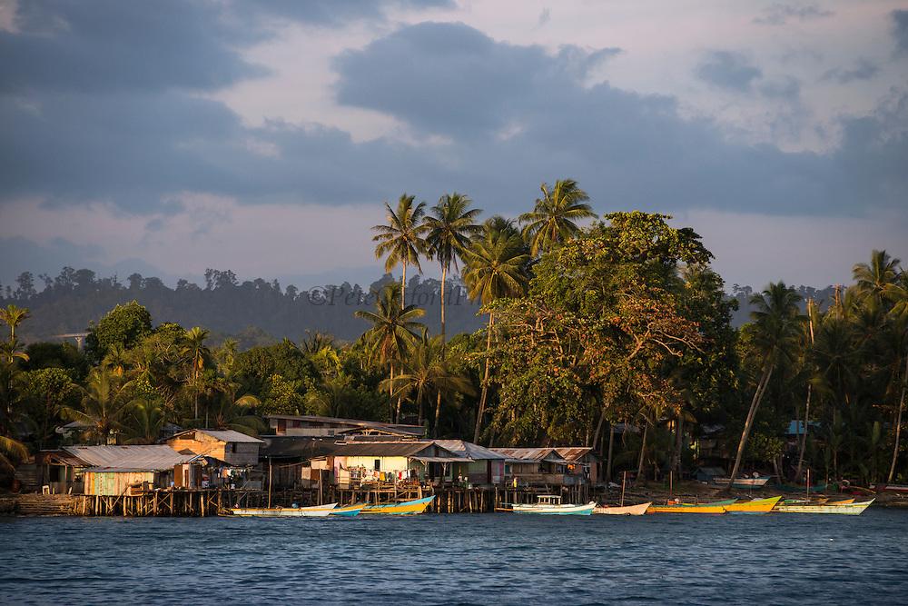 Biak Town<br /> Biak Island<br /> West Papua<br /> Indonesia