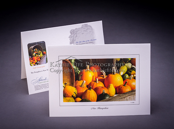 In recent years, the pumpkin became NH's state fruit. <br />