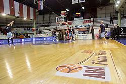 Hala Borac, na utakmici Fajnal fora F4 ABA 2 lige Krka - Primorska.<br /> Cacak, 04.04.2018. <br /> foto: MN press / iv<br /> <br /> Kosarka, F4 Jadranske ABA 2 lige, Krka Novo Mesto, Sixt Primorska, Total