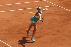 Roland Garros 6 June 2017