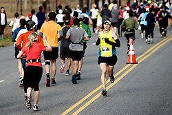 19th Philadelphia Marathon. November 18, 2012 -  Kelly Dirve, Philadelphia, PA; McKeeman is the 2012 men's Philadelphia Marathon winner clocking in at 2:17:47. Mashkantceva broke the women's Philadelphia Marathon record at 2:35:34. ..