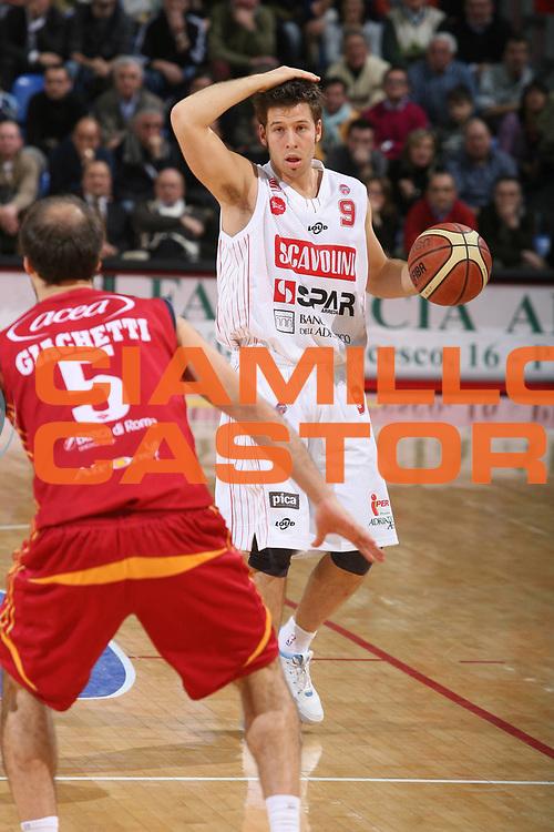 DESCRIZIONE : Pesaro Lega A1 2007-08 Scavolini Spar Pesaro Lottomatica Virtus Roma<br />GIOCATORE : Fultz<br />SQUADRA : Scavolini Spar Pesaro<br />EVENTO : Campionato Lega A1 2007-2008 <br />GARA : Scavolini Spar Pesaro Lottomatica Virtus Roma<br />DATA : 27/12/2007 <br />CATEGORIA : Schema<br />SPORT : Pallacanestro <br />AUTORE : Agenzia Ciamillo-Castoria/G.Ciamillo