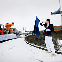 Nederland, Millingen a/d Rijn , 14 februari 2010..Millingen aan de rijn is bekend vanwege zijn enorme hoeveelheid verenigingen en een aantal schutterijen..verder hebben de meeste mensen qua politiek een voorkeur voor de PvdA..Foto:Jean-Pierre Jans