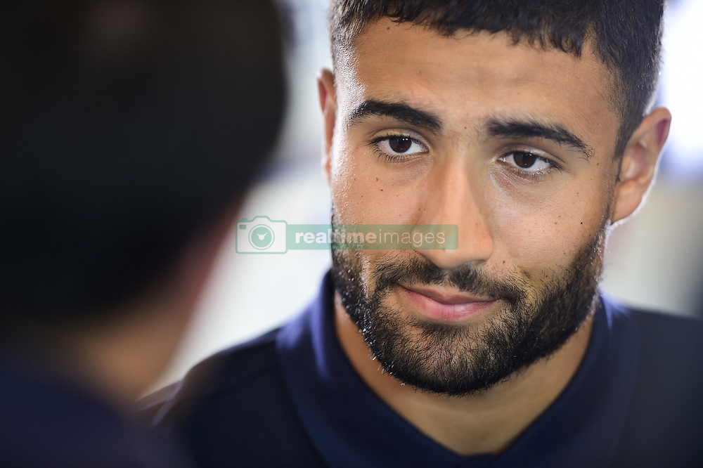 August 28, 2017 - Clairefontaine, France, France - Nabil Fekir (Credit Image: © Panoramic via ZUMA Press)