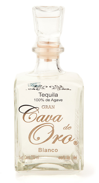 Cava de Oro Blanco Tequila -- Image originally appeared in the Tequila Matchmaker: http://tequilamatchmaker.com