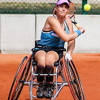 Rollstuhl Tennis