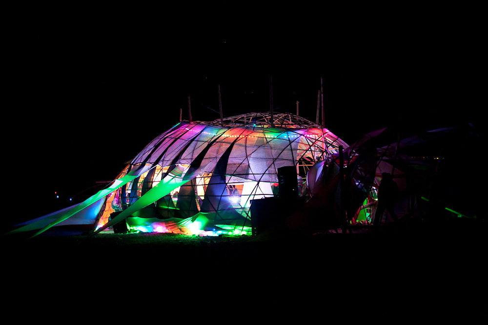 Symbiosis Pyramid Eclipse 2012 Symbiosis Eclipse Music &amp; Art Festival<br /> Clear Lake, NV<br /> 2012