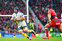 Julien BARDY - 02.05.2015 - Clermont / Toulon - Finale European Champions Cup -Twickenham<br />
