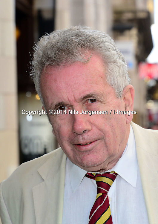 Martin Bell attends at the Oldie of the Year Awards in London, Tuesday, 4th February 2014. Picture by Nils Jorgensen / i-Images