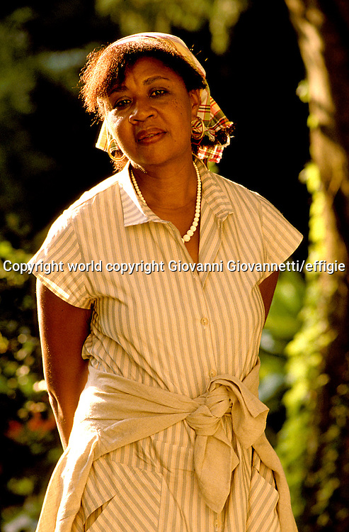 Jamaica Kincaid<br />