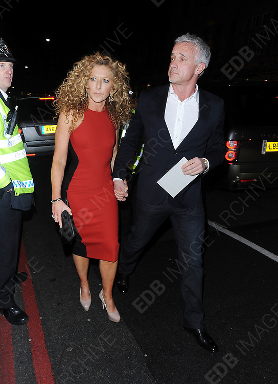 17.FEBRUARY.2012. LONDON<br /> <br /> KELLY HOPPEN ATTENDS THE VICTORIA BECKHAM FASHION SHOW AT HARVEY NICHOLS IN LONDON. <br /> <br /> BYLINE: EDBIMAGEARCHIVE.COM<br /> <br /> *THIS IMAGE IS STRICTLY FOR UK NEWSPAPERS AND MAGAZINES ONLY*<br /> *FOR WORLD WIDE SALES AND WEB USE PLEASE CONTACT EDBIMAGEARCHIVE - 0208 954 5968*