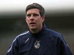 Bristol Rovers assistant manager, Darrell Clarke- Photo mandatory by-line: Matt Bunn/JMP - Tel: Mobile: 07966 386802 23/11/2013 - SPORT - Football - Burton - Pirelli Stadium - Burton Albion v Bristol Rovers - Sky Bet League Two
