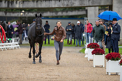 Leube Sophie, GER, Sweetwaters Ziethen<br /> Mondial du Lion - Le Lion d'Angers 2019<br /> © Hippo Foto - Dirk Caremans<br />  16/10/2019
