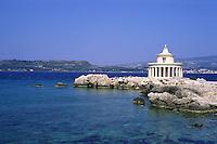Saint Theodoros (Ayii Theodori) lighthouse, Fanari Kefalonia Greece....travel, lifestyle