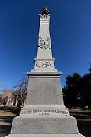 Confederate Statue at Texas Capitol