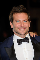 Bradley Cooper attends the EE British Academy Film Awards in 2014. The Royal Opera house, London, United Kingdom. Sunday, 16th February 2014. Picture by Chris Joseph / i-Images