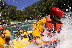 North Fork American River, CA - Whitewater rafting - Archive