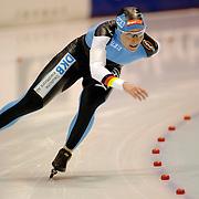 NLD/Heerenveen/20060122 - WK Sprint 2006, 2de 1000 meter dames, Sabine Völker