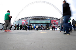 Wembley Stadium - Photo mandatory by-line: Dougie Allward/JMP - Tel: Mobile: 07966 386802 19/05/2013 - SPORT - FOOTBALL - LEAGUE 1 - PLAY OFF - FINAL - Wembley Stadium - London - Brentford V Yeovil Town