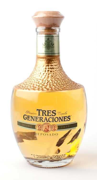 Tres Generaciones reposado -- Image originally appeared in the Tequila Matchmaker: http://tequilamatchmaker.com