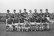 22.08.1971 Football All Ireland Semi Final Cork Vs Offaly..Cork Senior Team.