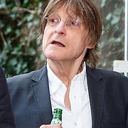 NLD/Amsterdam/20150331 - Boekpresentatie Altijd Viareggio van Rick Nieman, Wim T Schipper