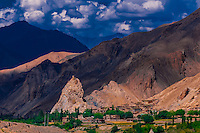 Ladakh, Jammu and Kashmir State, India.