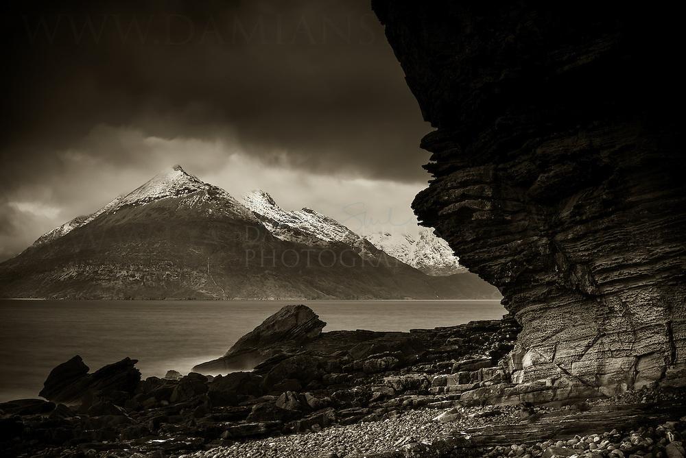 The Black Cuillin from Elgol, Isle of Skye