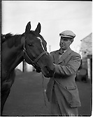 "1960 - ""Another Flash"" with trainer P Sleator"