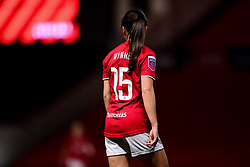 Megan Wynne of Bristol City - Mandatory by-line: Ryan Hiscott/JMP - 17/02/2020 - FOOTBALL - Ashton Gate Stadium - Bristol, England - Bristol City Women v Everton Women - Women's FA Cup fifth round