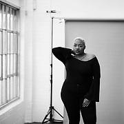 Nyome Nicholas-Williams - Model / Body Positivity Campaigner