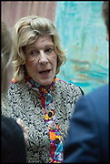 AGNES GUND, Drinks party to launch this year's Frieze Masters.Hosted by Charles Saumarez Smith and Victoria Siddall<br />  Academicians' room - The Keepers House. Royal Academy. Piccadilly. London. 3 July 2014