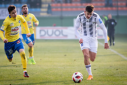 Šušnjara during football match between NŠ Mura and NK Celje in 18th Round of Prva liga Telekom Slovenije 2018/19, on December 2, 2018 in Fazanerija, Murska Sobota, Slovenia. Photo by Blaž Weindorfer / Sportida