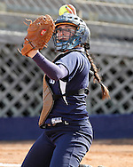 Lourdes Softball Vs. Sunset..Alexis Gimbel @ Lourdes 2012.