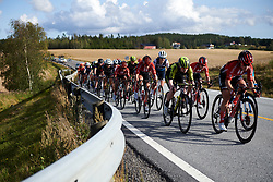Charging to the finishing circuit during Ladies Tour of Norway 2019 - Stage 2, a 131 km road race from Mysen to Askim, Norway on August 23, 2019. Photo by Sean Robinson/velofocus.com