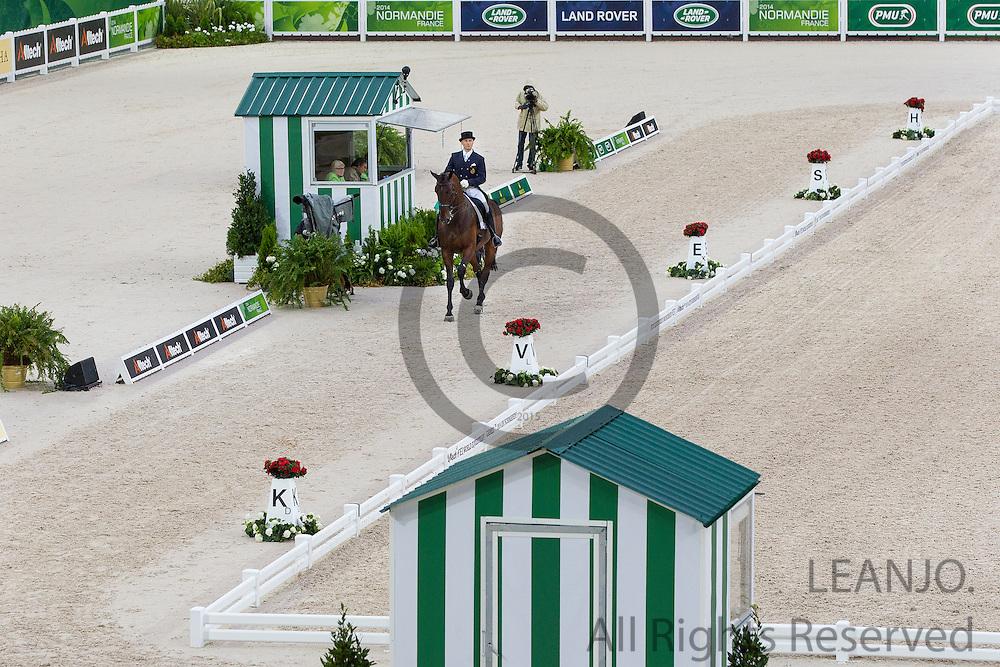 Jeroen Devroe - Apollo van het Vijverhof<br /> Alltech FEI World Equestrian Games&trade; 2014 - Normandy, France.<br /> &copy; DigiShots