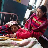 Bhaktapur Hospital in Kathmandu, Nepal