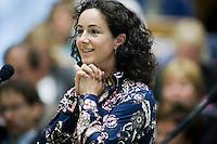 Nederland. Den Haag, 17 september 2008.<br /> De algemene beschouwingen in de tweede kamer.<br /> Femke Halsema, fractievoorzitter GroenLinks<br /> Foto Martijn Beekman<br /> NIET VOOR PUBLIKATIE IN LANDELIJKE DAGBLADEN.