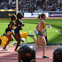 at the IAAF world Athletics Championships in London, August 11th 2017