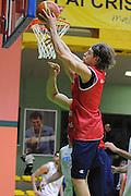 DOMEGGE DI CADORE 16 MARZO 2009<br /> BASKET NAZIONALE ITALIANA BASKET MASCHILE<br /> NELLA FOTO: ANTONUTTI<br /> FOTO CIAMILLO