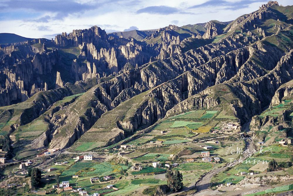 Valle de Animes, Bolivia, South America