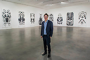 The3 ID series - Turner prize winning artist, Mark Wallinger (pictured), opens major solo show of all new works at Hauser & Wirth London, UK 25 Feb 2016
