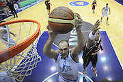 Sassari 15 Agosto 2012 - qualificazioni Eurobasket 2013 - ITALIA PORTOGALLO<br /> Nella Foto : MARCO CUSIN<br /> Foto Ciamillo
