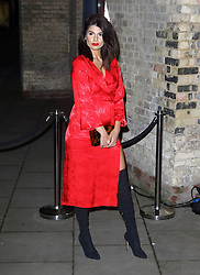 February 18, 2019 - London, United Kingdom - Ruby Bhogal at the Naked Heart Foundation's Fabulous Fund Fair at the Roundhouse, Chalk Farm (Credit Image: © Keith Mayhew/SOPA Images via ZUMA Wire)
