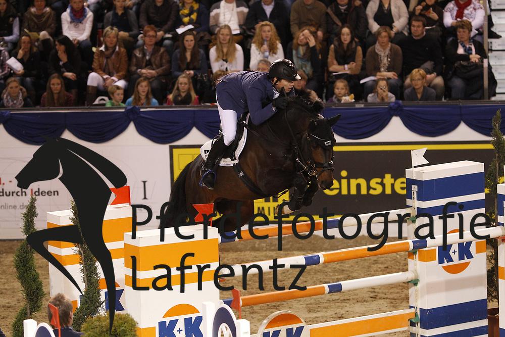 BRINKMANN Markus, Pikeur Ailton<br /> Münster K+K Cup - 2012<br /> (c) www.sportfotos-Lafrentz. de/Stefan Lafrentz