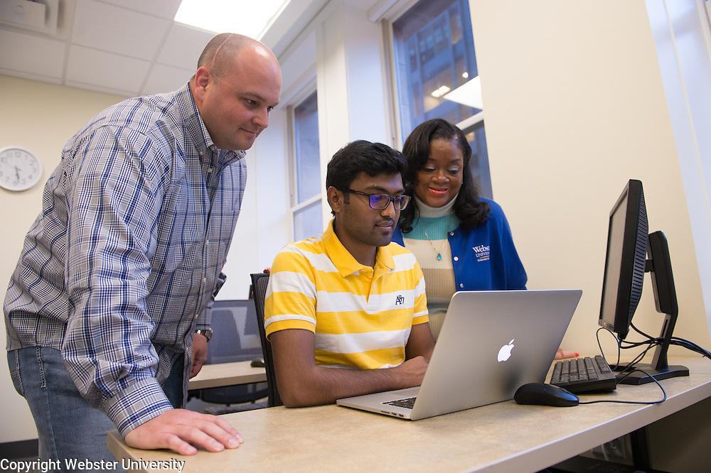 George Herbert Walker School of Business & Technology - Cybersecurity