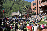 Conversations Series at the Telluride Film Festival