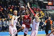 Hickman Richard<br /> Milano vs BASKONIA VITORIA GASTEIZ<br /> BASKET Euroleague 2016-2017<br /> Milano 15/11/2016 <br /> FOTO CIAMILLO