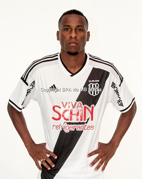 Brazilian Football League Serie A / <br /> ( Associacao Atletica Ponte Preta ) - <br /> Jeferson de Araujo de Carvalho &quot; Jeferson &quot;