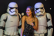 Myleene Klass - The European Premiere of STAR WARS: THE FORCE AWAKENS - Odeon, Empire and Vue Cinemas, Leicester Square, London.